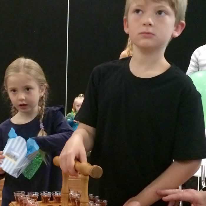 Kids In Service Sunday