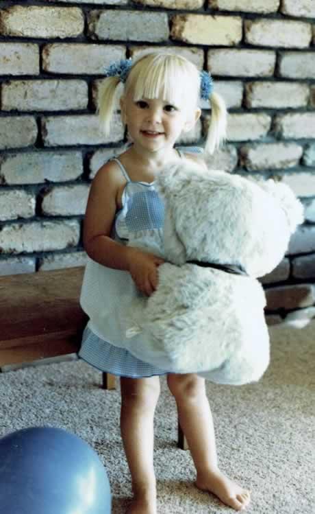 Jenica Toddler