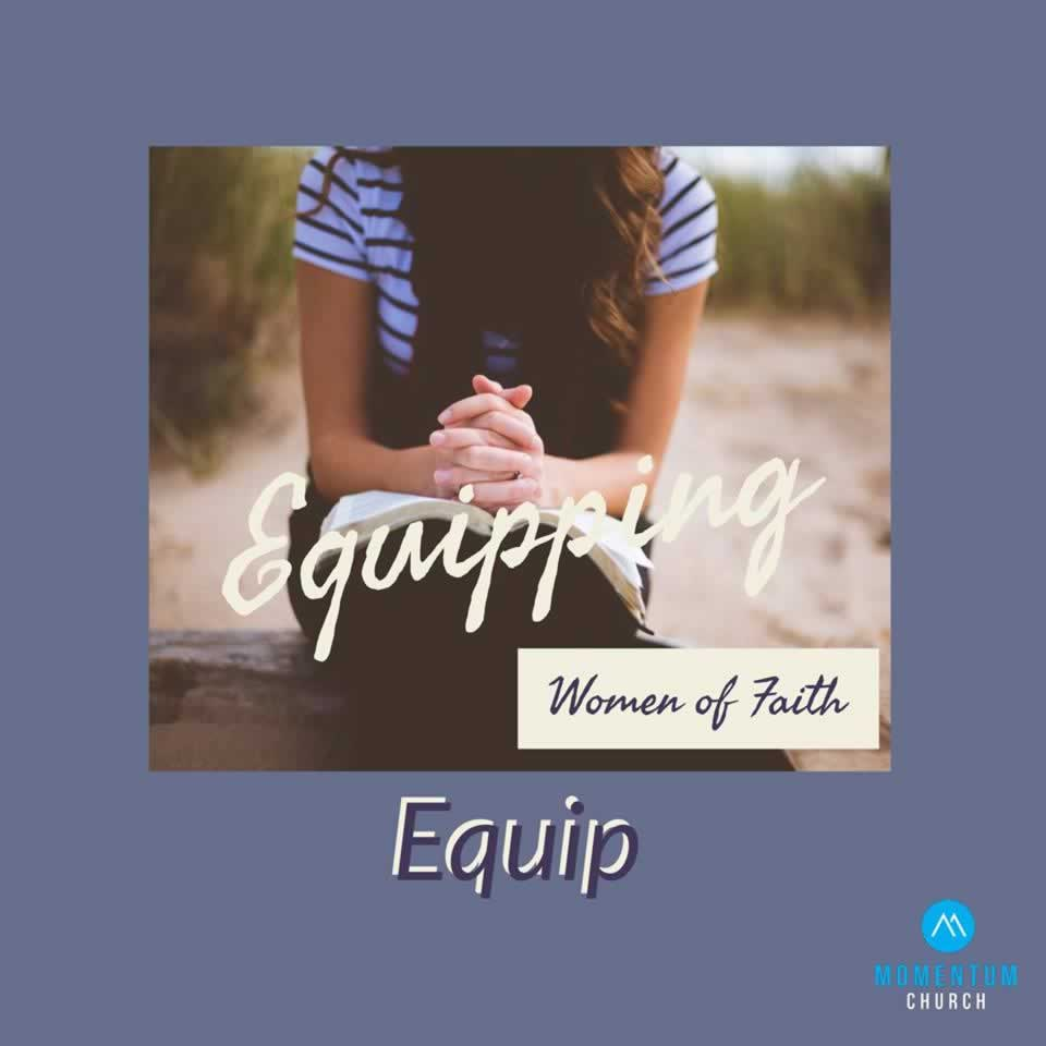 Equip Women's Meeting